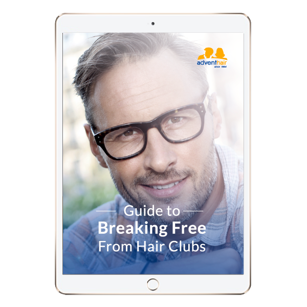 break free from hair clubs guide image